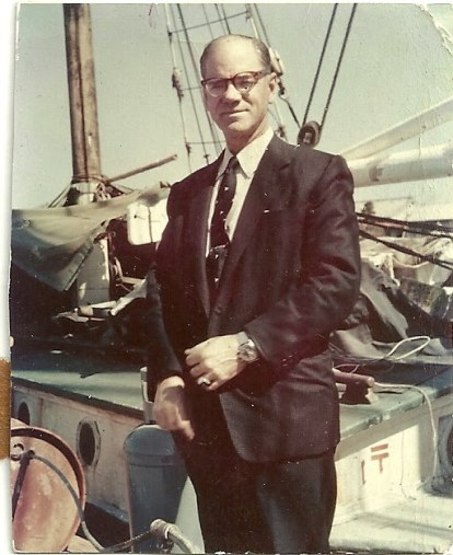 Capt. Earle Reynolds (1951-1973)